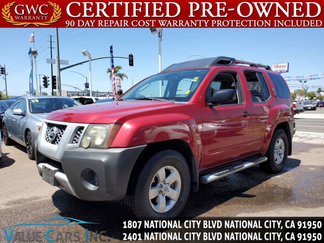 Used 2010 Nissan Xterra S In National City
