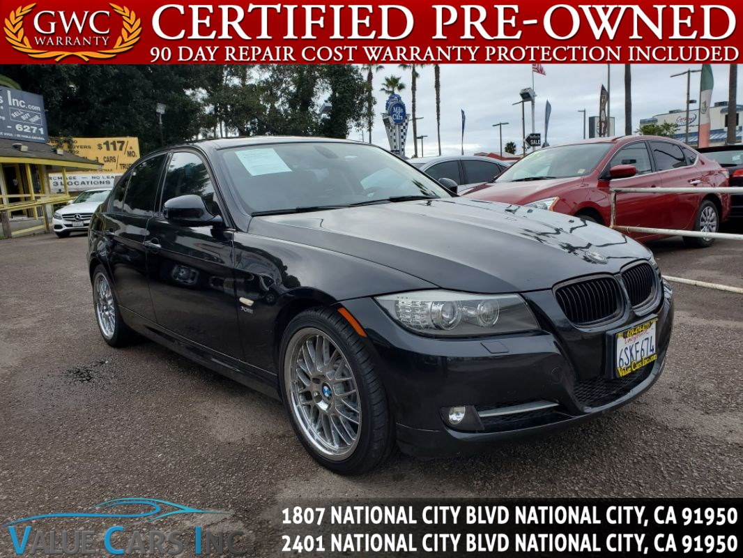 2011 BMW 3 Series 335i xDrive Sedan 4D