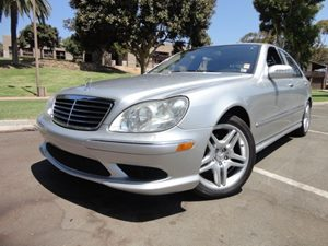 View 2006 Mercedes-Benz S500