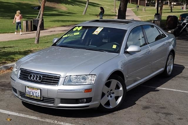 Used 2004 Audi A8 L Quattro in National City