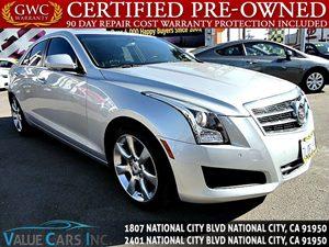 View 2013 Cadillac ATS