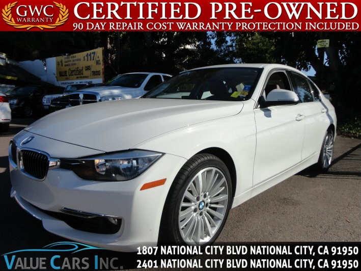 Sold BMW Series I In National City - 2012 bmw 328i price