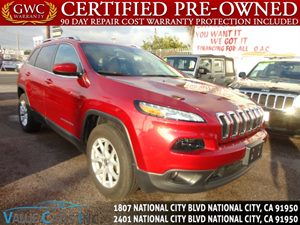 View 2015 Jeep Cherokee