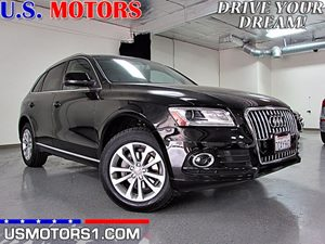View 2014 Audi Q5 ONE OWNER CLEAN TITLE