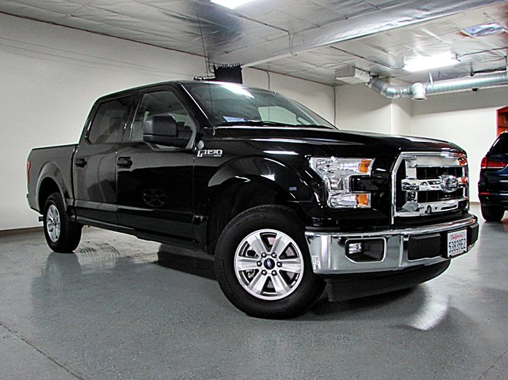 Used 2017 Ford F 150 ONE OWNER CLEAN TITLE XLT In San Diego