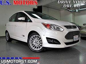 View 2014 Ford C-Max Energi