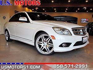View 2008 Mercedes-Benz C-300