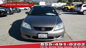 View 2005 Honda Civic Cpe