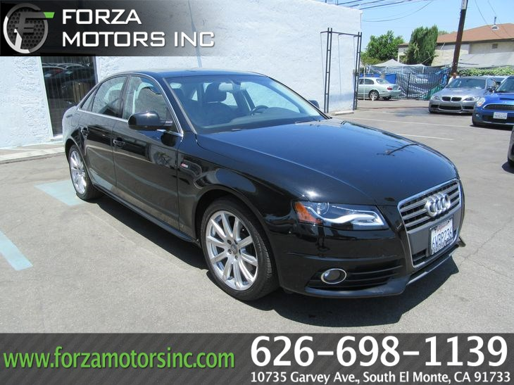 Used Audi A T Premium Plus In South El Monte - Audi base model