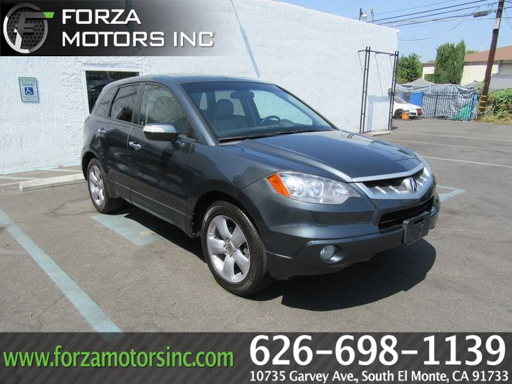 Sold Acura RDX SHAWD In South El Monte - Acura extended warranty cost