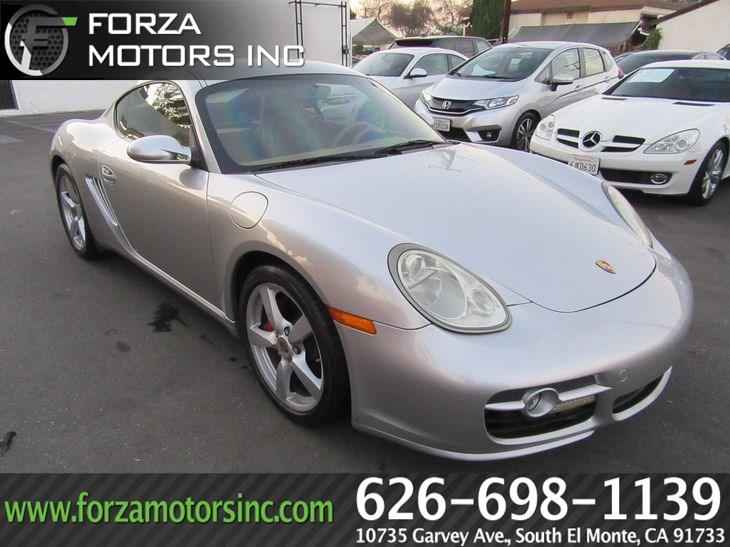 Sold Porsche Cayman S In South El Monte - Porsche cayman invoice price