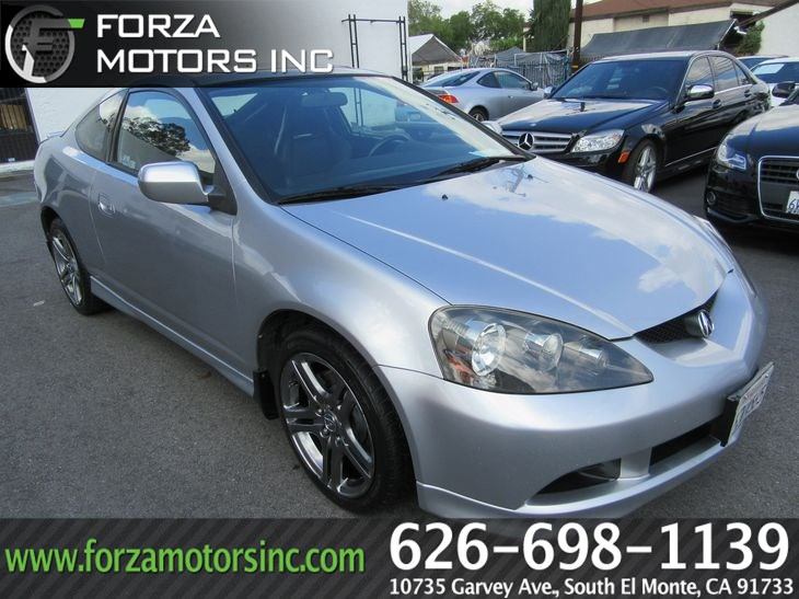 Sold Acura RSX TypeS In South El Monte - 2006 acura rsx type s for sale