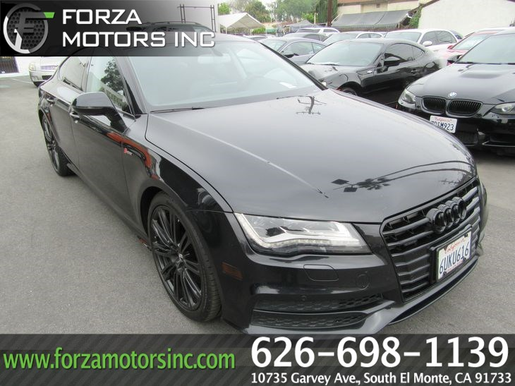 Sold Audi A T Quattro Prestig In South El Monte - Audi a7 invoice price