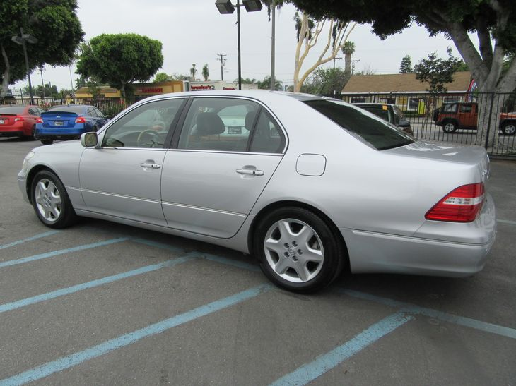 Used 2004 Lexus LS 430 Base in South El Monte