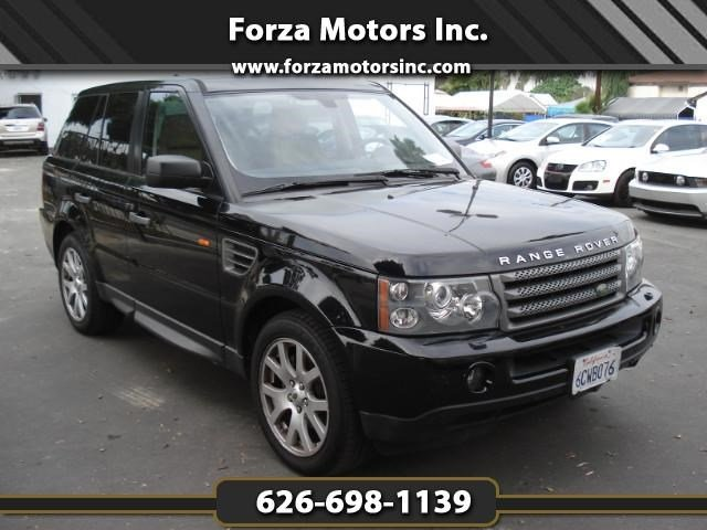 Used 2008 Land Rover Range Rover Sport HSE in South El Monte