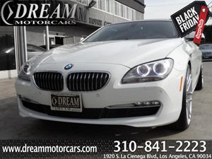 View 2013 BMW 6 Series