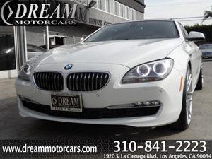 View 2013 BMW 6 Series
