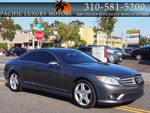 View 2007 Mercedes-Benz CL550