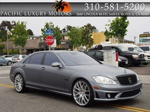 View 2008 Mercedes-Benz S63