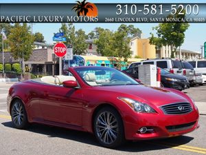 View 2014 INFINITI Q60 Convertible w/ BACKUP CAMERA & Navigation