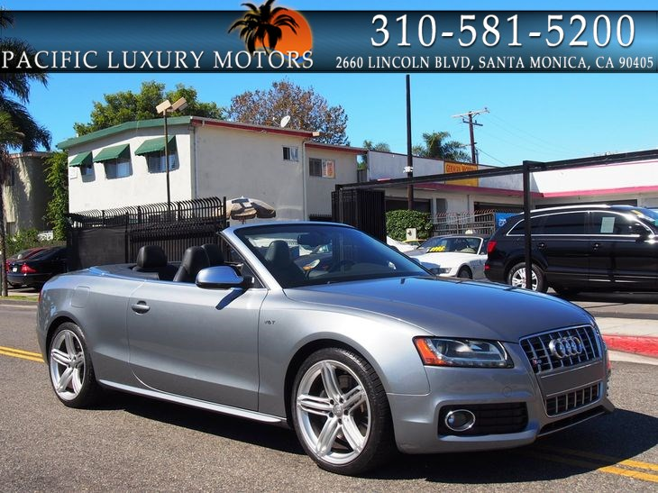 Pacific Luxury Motors Santa Monica Used Cars Best Used Cars In - Pacific audi