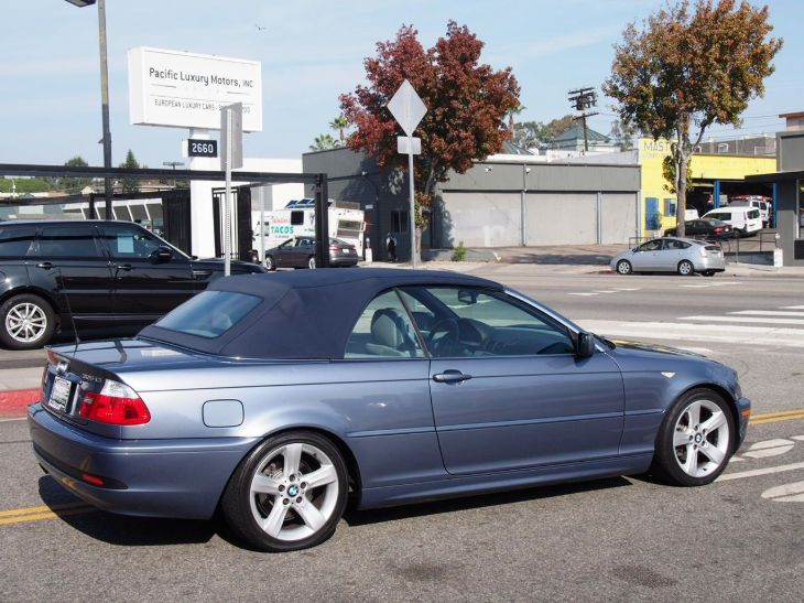 Used 2004 BMW 3 Series 325Ci CONVERTIBLE w/ SPORT PKG in