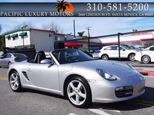 View 2007 Porsche Boxster CONVERTIBLE w/ 5-Speed Manual