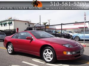 View 1992 Nissan 300ZX COUPE w/ T-Bar Roof