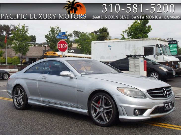 2008 Mercedes-Benz CL63 AMG P30 PERFORMANCE PKG w/ NIGHT VIEW ASSIST