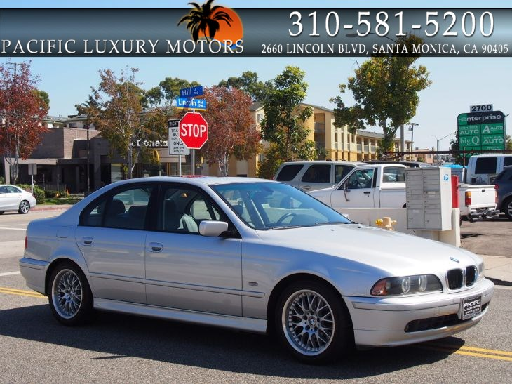 2003 BMW 5 Series 530i SPORT PKG w/ 5-Speed Manual