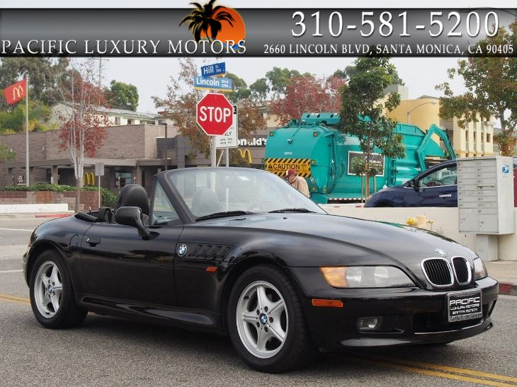 1996 BMW 3-Series Z3 1.9L w/ 5-Speed Manual