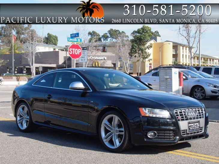 2009 Audi S5 Quattro AWD Coupe w/ TECHNOLOGY PKG