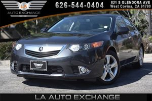 2014 Acura TSX Tech Pkg Carfax 1-Owner 2 12V Dc Power Outlets 2 Seatback Storage Pockets 4 Cyli