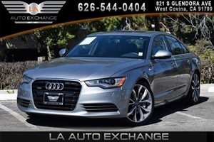 2014 Audi A6 30T Premium Plus Carfax 1-Owner - No AccidentsDamage Reported 2 Seatback Storage P