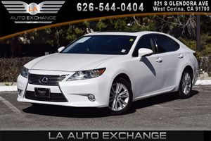 2014 Lexus ES 350  Carfax 1-Owner - No AccidentsDamage Reported 6 Cylinders Air Conditioning