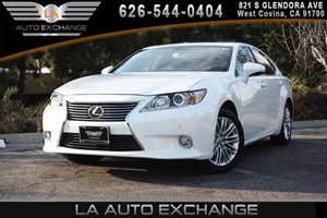 2015 Lexus ES 350  Carfax 1-Owner - No AccidentsDamage Reported 1 12V Dc Power Outlet 6 Cylinde