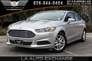2016 Ford Fusion SE Carfax 1-Owner - No AccidentsDamage Reported  Ingot Silver 17047 Per Mo
