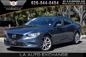 2014 Mazda Mazda6 i Touring Carfax 1-Owner - No AccidentsDamage Reported 4 Cylinders Air Condit