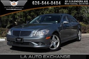 2007 MERCEDES S550 Sedan Carfax 1-Owner - No AccidentsDamage Reported 8 Cylinders Air Condition