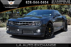 2012 Chevrolet Camaro 2SS Carfax 1-Owner - No AccidentsDamage Reported 8 Cylinders Air Conditio
