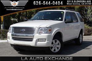 2010 Ford Explorer XLT Carfax Report - No AccidentsDamage Reported 2-Line Message Center WOutsi
