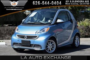 2014 Smart fortwo electric drive Passion Carfax 1-Owner - No AccidentsDamage Reported 0 Cylinder