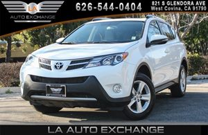 2014 Toyota RAV4 XLE Carfax 1-Owner - No AccidentsDamage Reported 2 12V Dc Power Outlets 4 Cyli