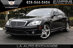 2009 MERCEDES S63 AMG Carfax Report - No AccidentsDamage Reported 8 Cylinders Air Conditioning
