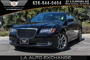 2014 Chrysler 300 300S Carfax 1-Owner 2 Seatback Storage Pockets 6 Cylinders Air Conditioning