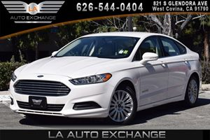 2014 Ford Fusion SE Hybrid Carfax 1-Owner - No AccidentsDamage Reported 4 Cylinders Air Conditi