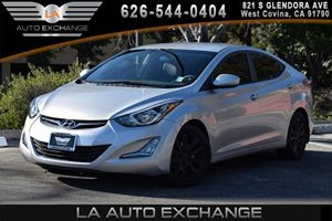 2016 Hyundai Elantra SE Carfax 1-Owner 4 Cylinders Air Conditioning  AC Audio  AmFm Stereo