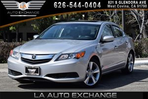 2014 Acura ILX  Carfax 1-Owner 1 12V Dc Power Outlet 4 Cylinders Air Conditioning  AC Audio