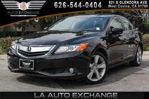 2013 Acura ILX Premium Pkg Carfax 1-Owner 12V Pwr Outlets 17 X 70 Alloy Wheels 4 Cylinders