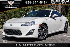 2015 Scion FR-S  Carfax 1-Owner 2 12V Dc Power Outlets 4 Cylinders Analog Display Audio  Prem